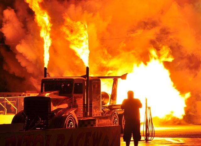 Chevy Trucks Com >> SHOCKWAVE and Flash Fire Jet Trucks - Shockwave